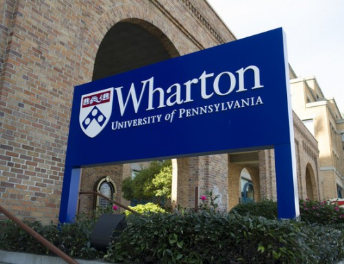 Wharton and Kellogg published updated deadlines and essay questions