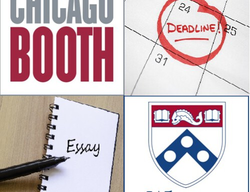 Chicago Booth and Wharton 2018-19 Deadlines and Essay Topics