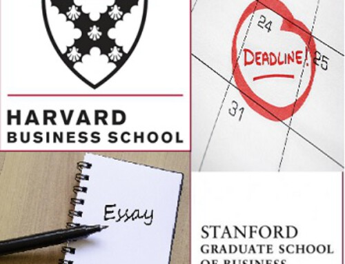 HBS & Stanford essay topics and deadlines for 2018-2019