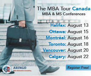 The MBA Tour Canada