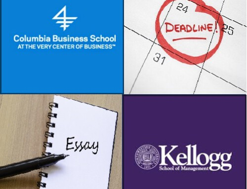 Columbia and Kellogg Deadlines and Essay Topics for 2019