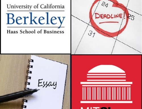MIT and Berkeley Published Deadlines and Essay Topics