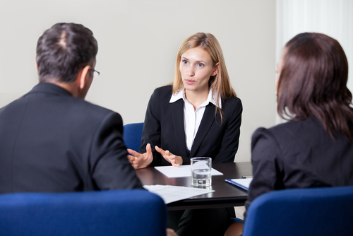 MBA interview